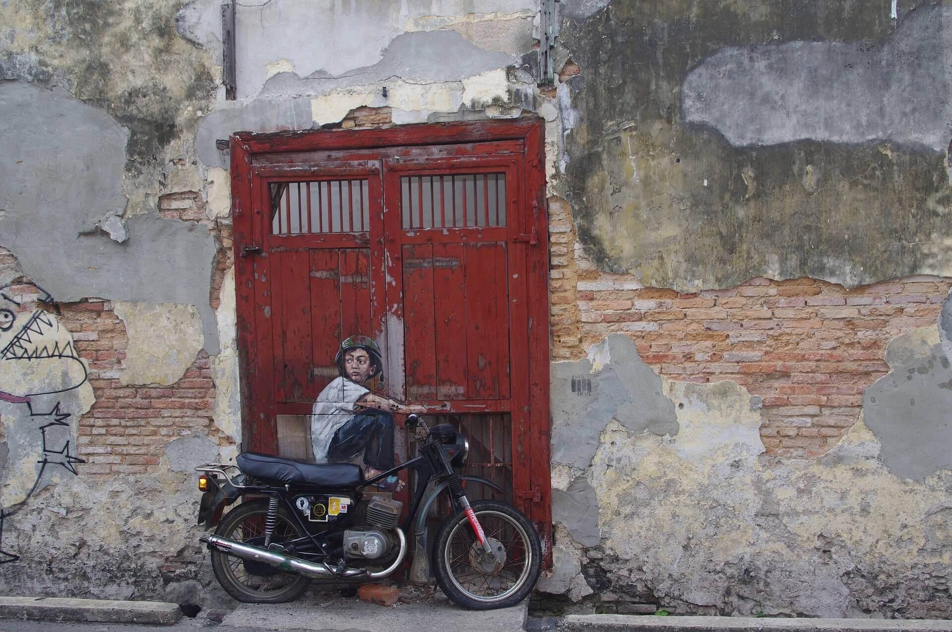 Bezienswaardigheden_Penang_Straatkunst_2
