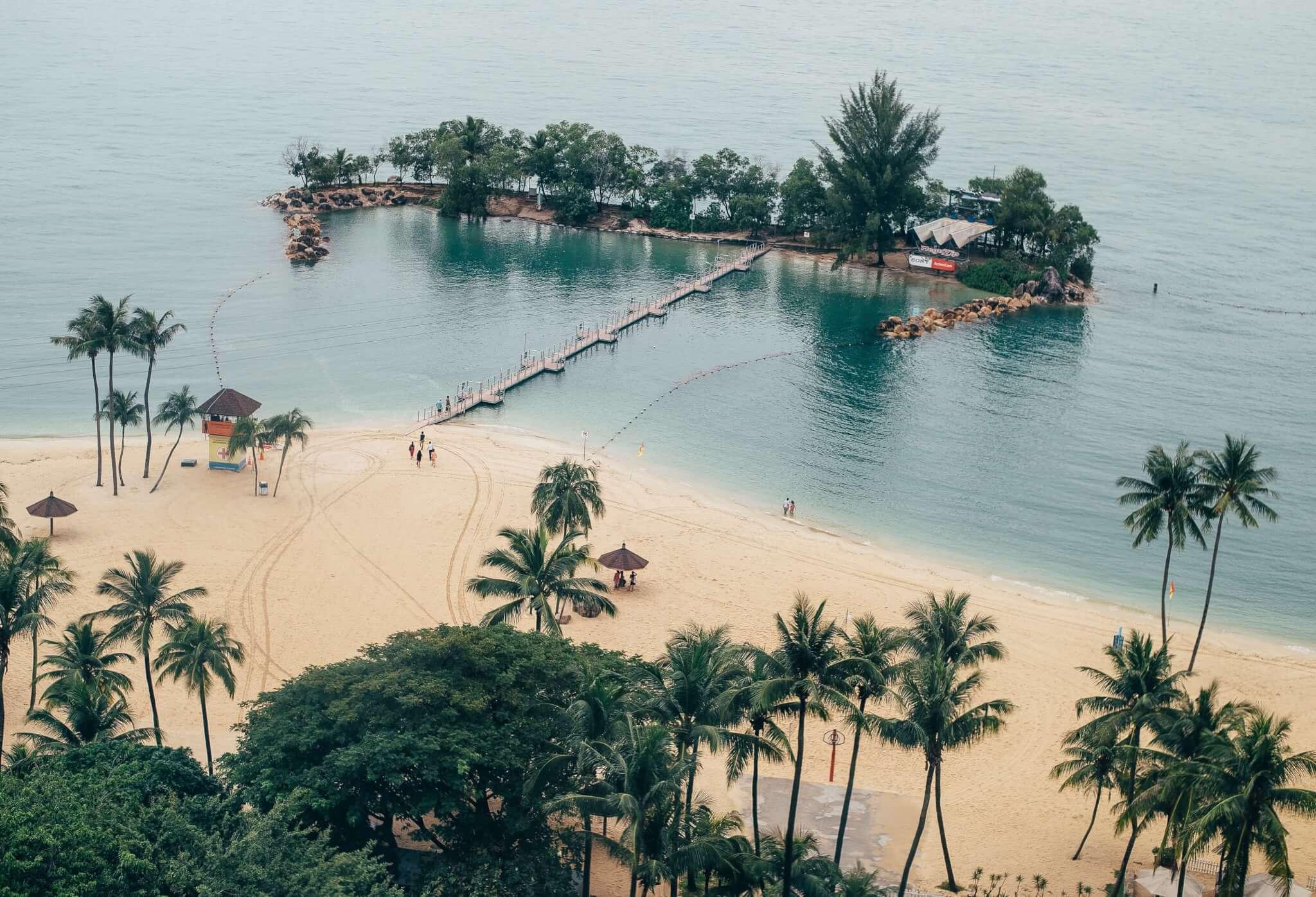 Bezienswaardigheden_Singapore_Sentosa_Island