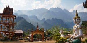 Tips voor Tuben in Vang Vieng