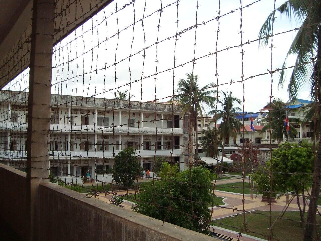 tuol_Sleng_S21_Phnom_Penh_sem op reis