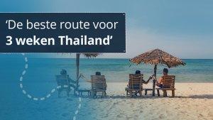 Beste route thailand Thumbnail