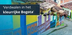 Bezienswaardigheden Bogota Banner
