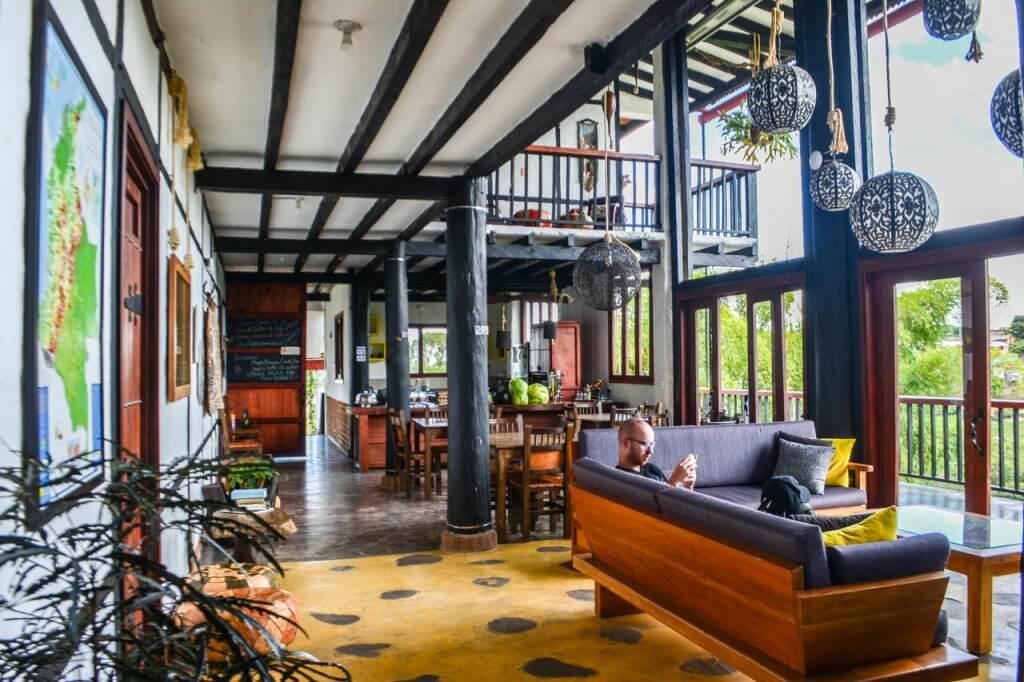 Coffee tree boutique hostel