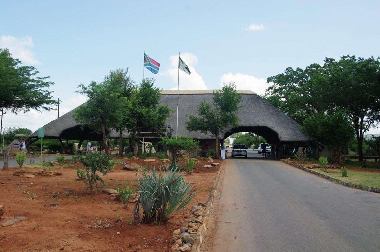 Kruger Park bezoeken - beste safari - malelane-gate-1
