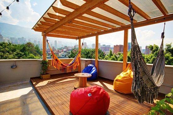 Beste hostels in Medellin