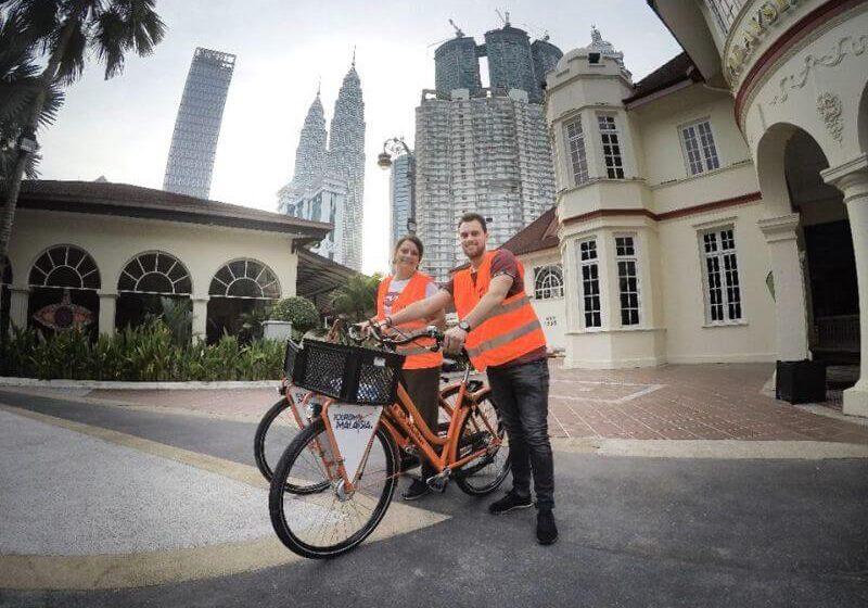 Fietstour_Kuala_Lumpur