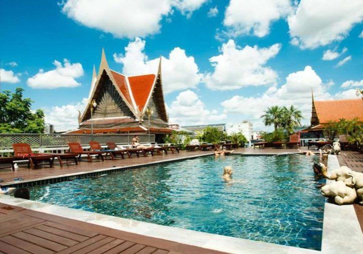 Zwembad-Bangkok