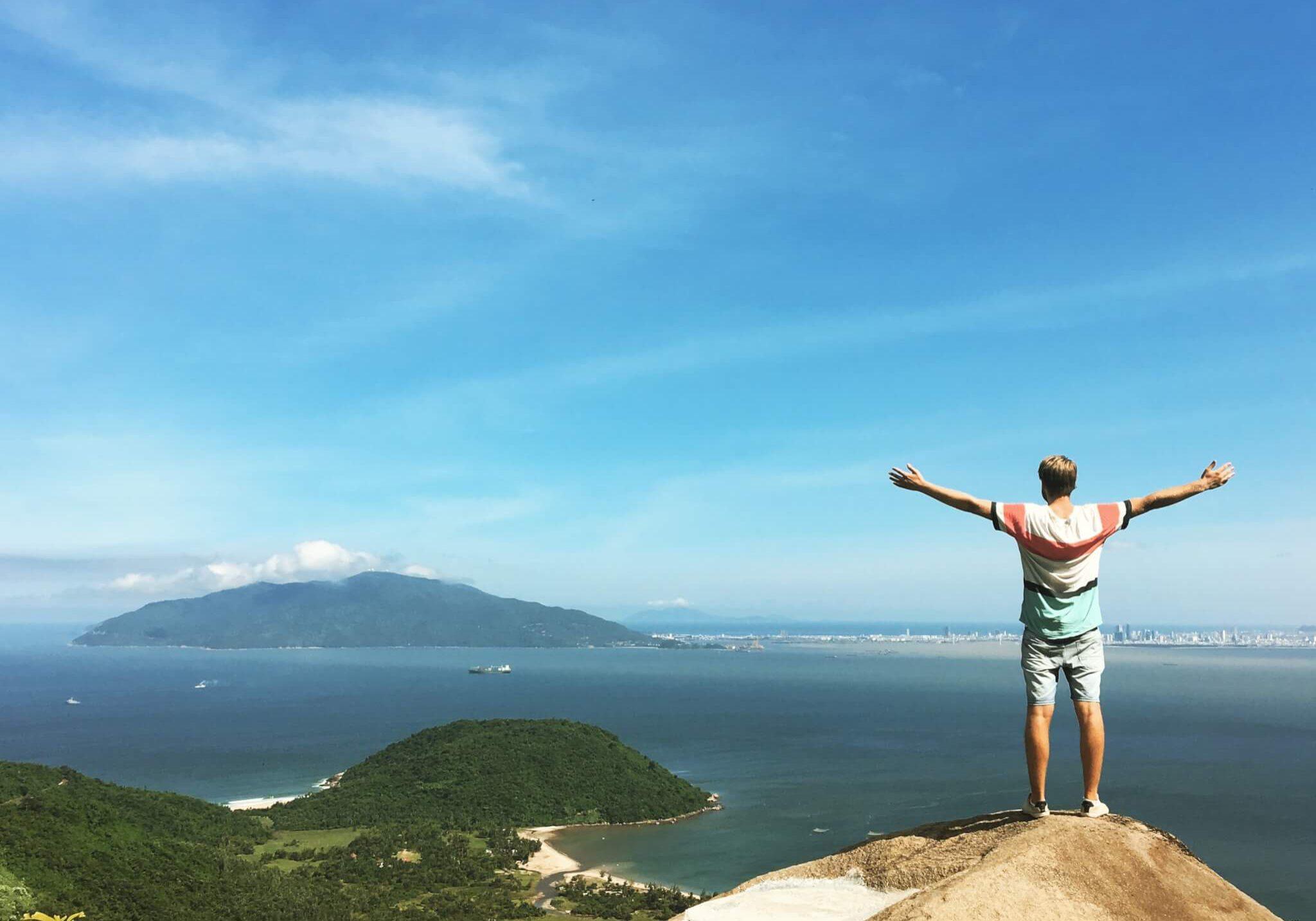 alleen op reis - Sem Hai van Pass