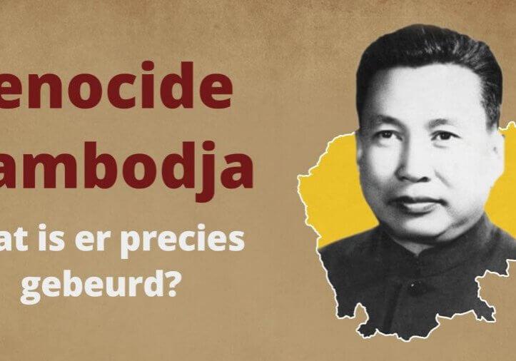 Geschiedenis Cambodja Pol Pot