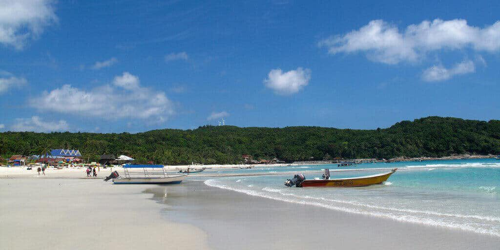 Strand_Perhentian_Islands